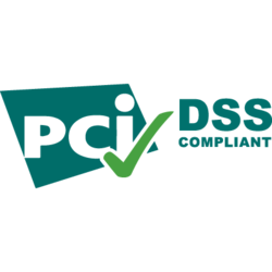 PCI DSS Compliant Accreditation Logo
